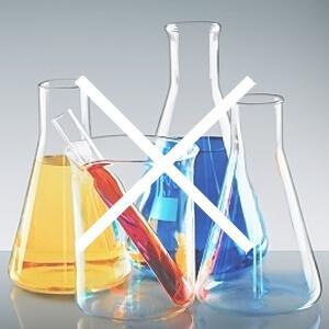 無添加 色素・人工香料・防腐剤・アルコール・パラベン・石油系界面活性剤全て不使用
