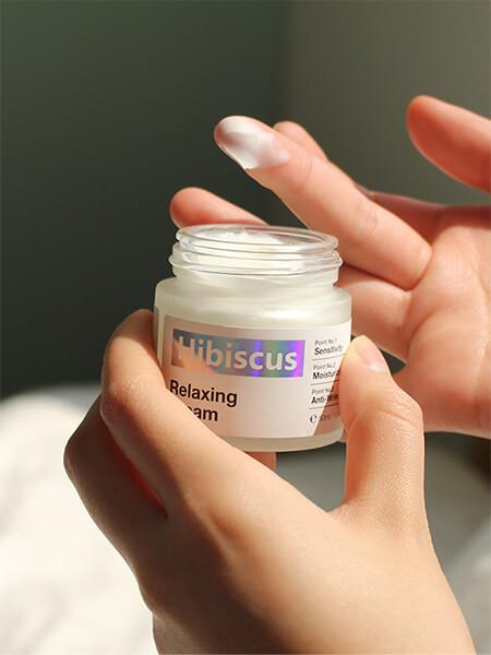 有害物質を遮断しお肌を保護するpH 5.5 弱酸性 クリーム